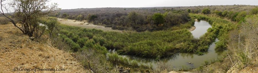 scenic Klaserie River