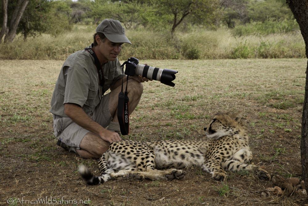 Lenses for South Africa Safari